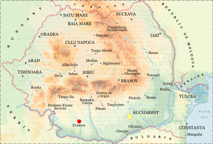 romania-physical-map